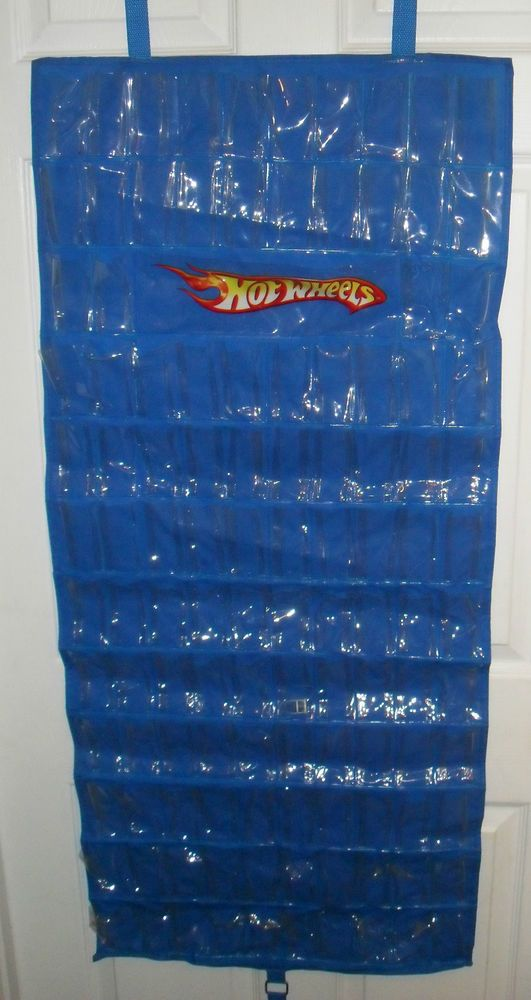 HOT WHEELS Over the Door STORAGE DISPLAY Holds 120 Diecast CARS fits Matchbox in Toys & Hobbies | eBay