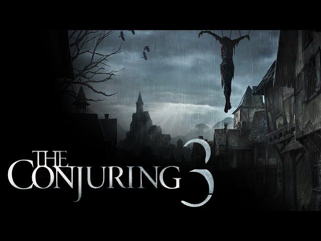 The Conjuring 2: The Enfield Poltergeist FULL MOVIE - YouTube