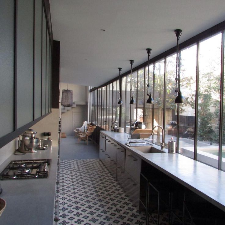 Industrial Galley Kitchen: 143 Best Images About Unusual Kitchens On Pinterest