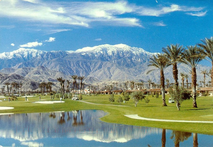 Palm Springs, California. One of my favourite places I have ever been to. Travelling is one of my favourite things to do!