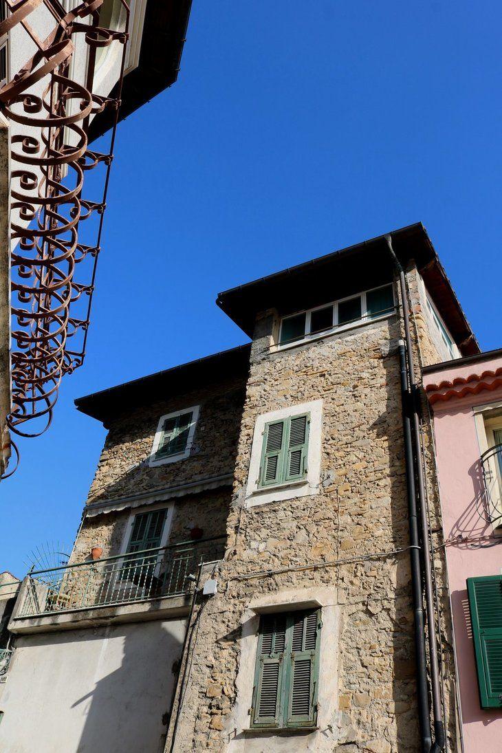 Borghetto San Nicolò, Frazione di Bordighera (IM) - Via Goffredo Mameli
