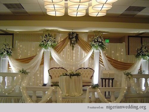 41 best african traditional wedding decoration images on for Traditional wedding decor ideas