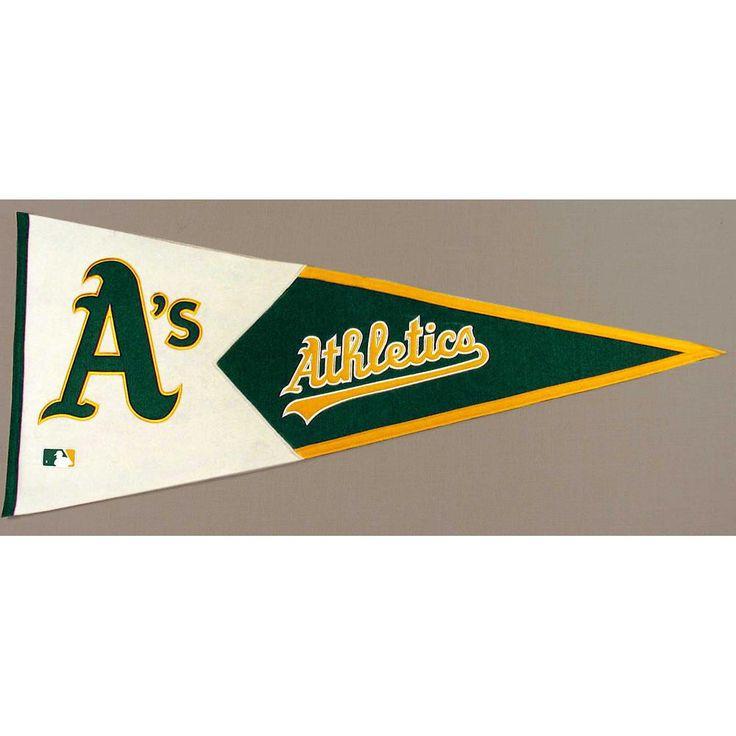 Oakland Athletics MLB Classic Pennant (17.5x40.5)