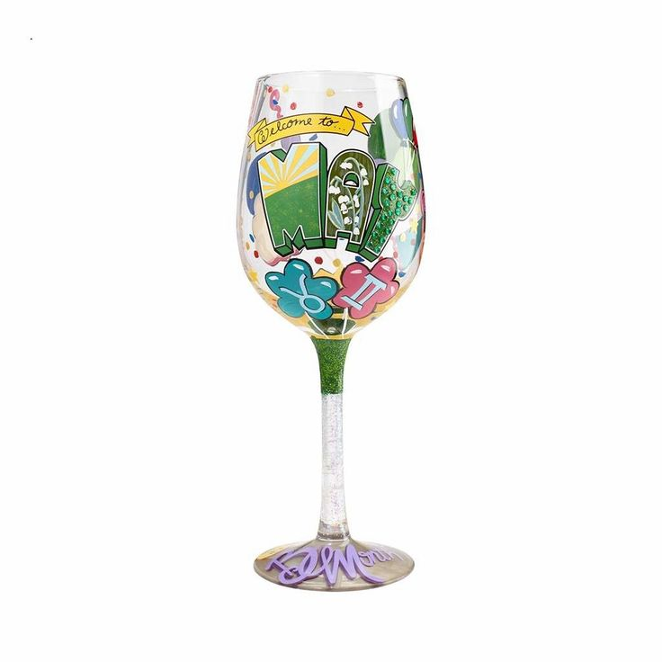 Now available at Lolita Wine Glasses.com: May Birthday Wine.... Check it out here! http://www.lolitawineglasses.com/products/may-birthday-wine-glass-by-lolita?utm_campaign=social_autopilot&utm_source=pin&utm_medium=pin