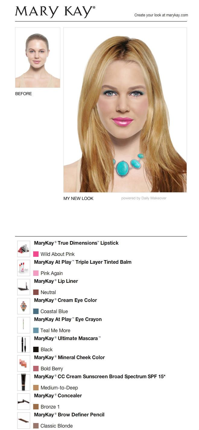 Seven Things You Didnt Know About Virtual Makeover Hairstyle