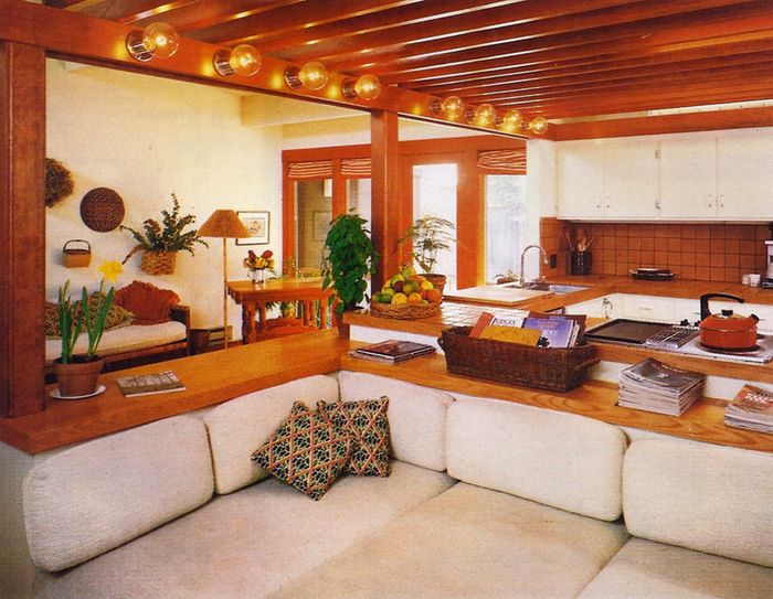 181 best images about decor in the 1970s on pinterest for Kitchen design 70s