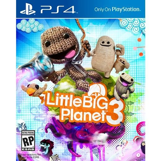 Sackboy® is back − and he's brought along new friends! <BR/> <BR/> PlayStation's most imaginative franchise, LittleBigPlanet™, is back with a new cast of playable plush characters in the biggest handcrafted adventure yet! <BR/> <BR/> Three all-new hand-stitched heroes will completely change the way you play <BR/> <BR&am...