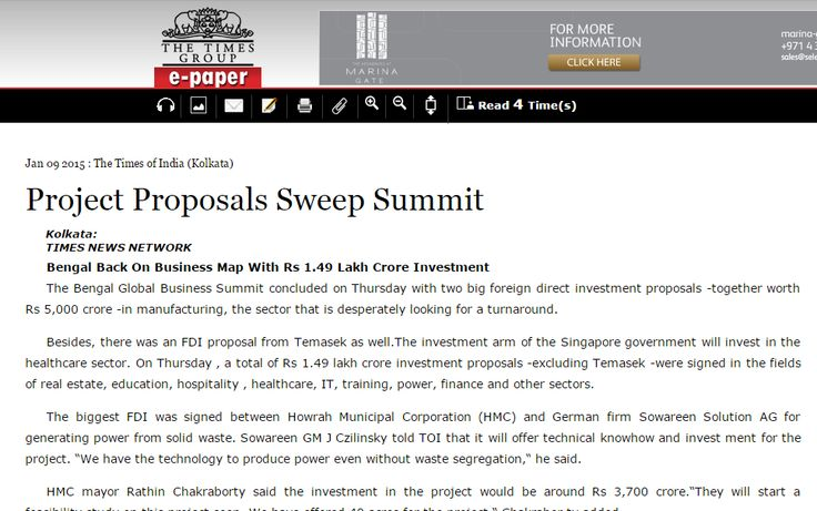 Project Proposals Sweep Summit  Media Clips