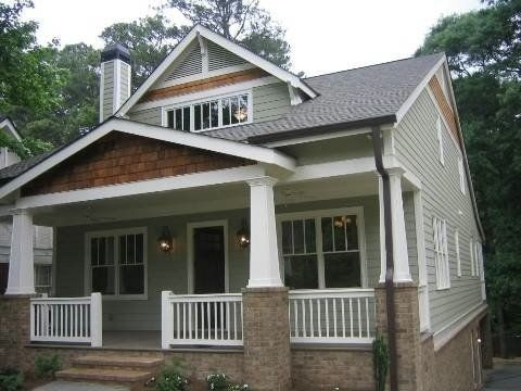 571 Best Craftsman Style Homes Images On Pinterest
