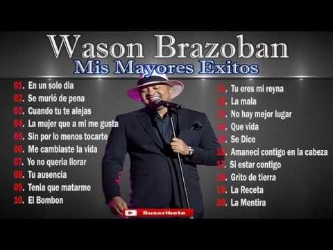 """ALCAVISION """"La Televisión del Futuro"""": Wason Brazoban. Mis Mayores Exitos"""