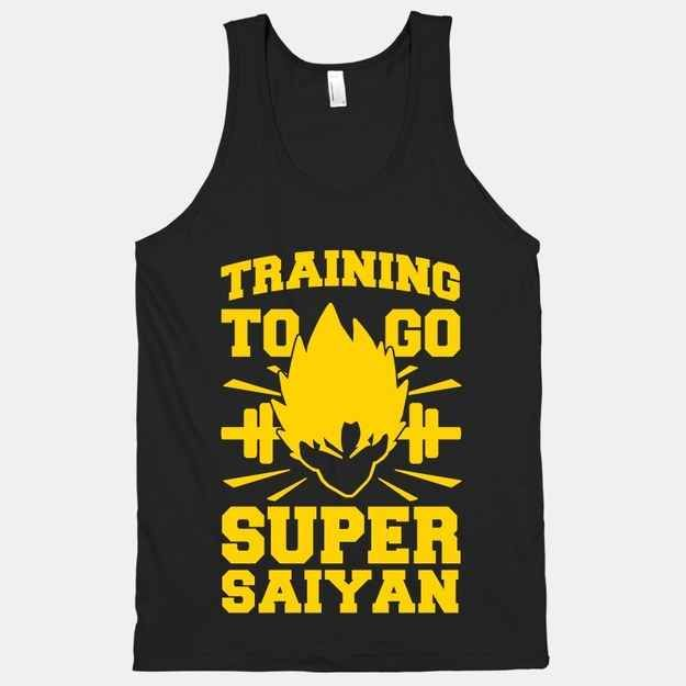 You have to train hard if you want to go super saiyan, I've been in the gym  lifting running and training in gravity so I can reach the legendary level.