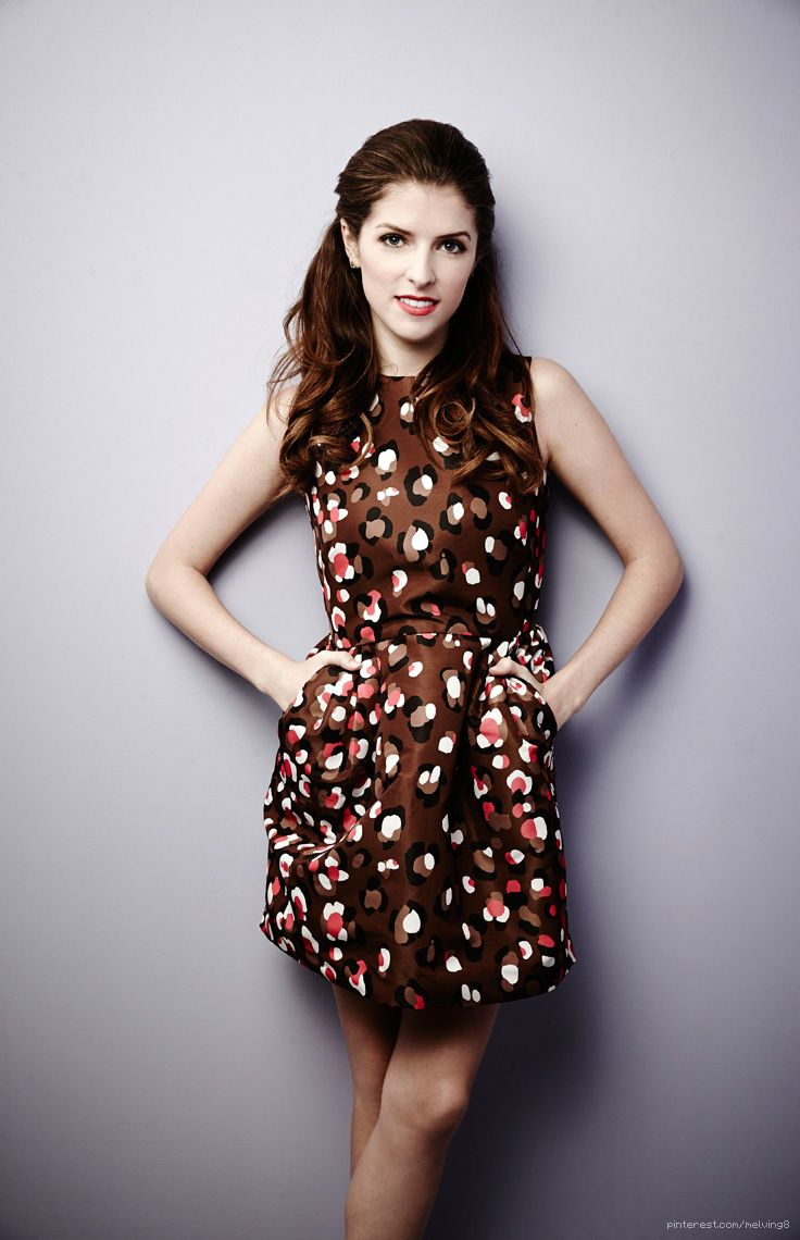 Anna Kendrick by Maarten de Boer for The Toronto International Film Festival •…