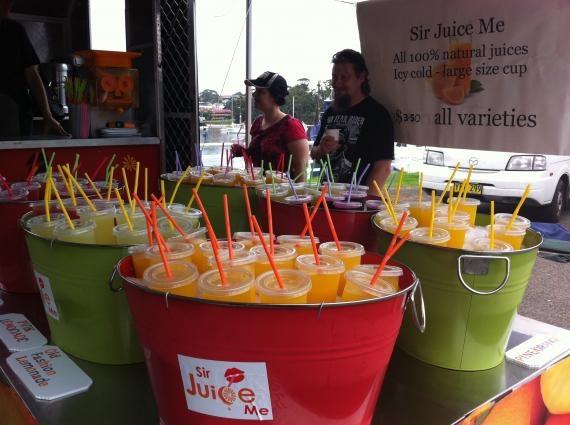 Business For Sale in Moruya Heads NSW | Mobile Juice Bar - Sir Juice Me | $24500