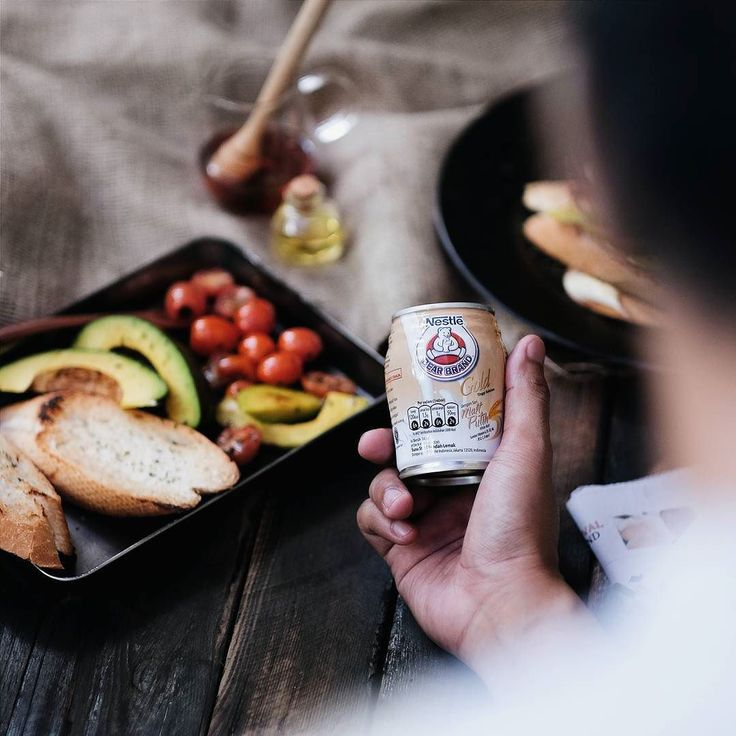 My definition of a perfect morning is a healthy breakfast and complete it with a can of BEAR BRAND Gold White Malt. How about you my friends?