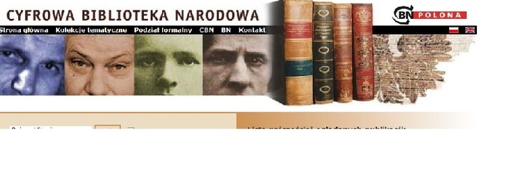 Cyfrowa Biblioteka Narodowa