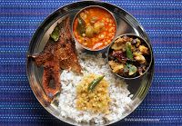 Ruchik Randhap (Delicious Cooking): Recipe Index - Plated Meal Series - Boshi & My Daily Meal