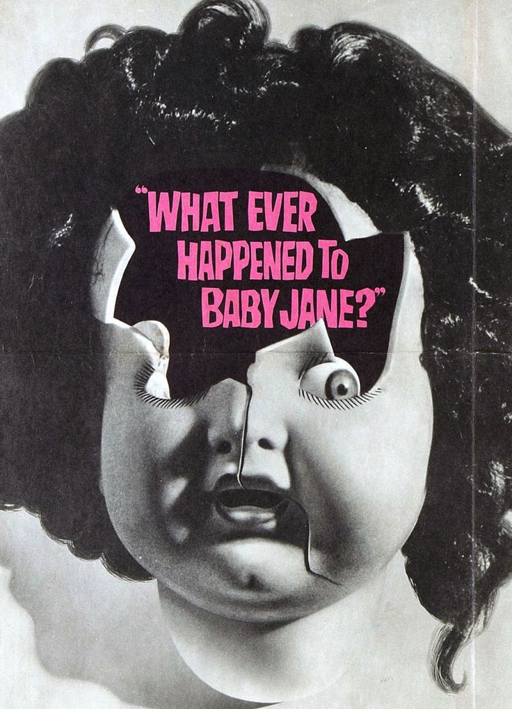 /// Whatever Happened to Baby Jane