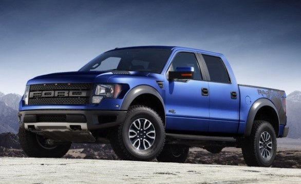 Ford Raptor SVT, all that's missing is me and a KX450F in the truckbed