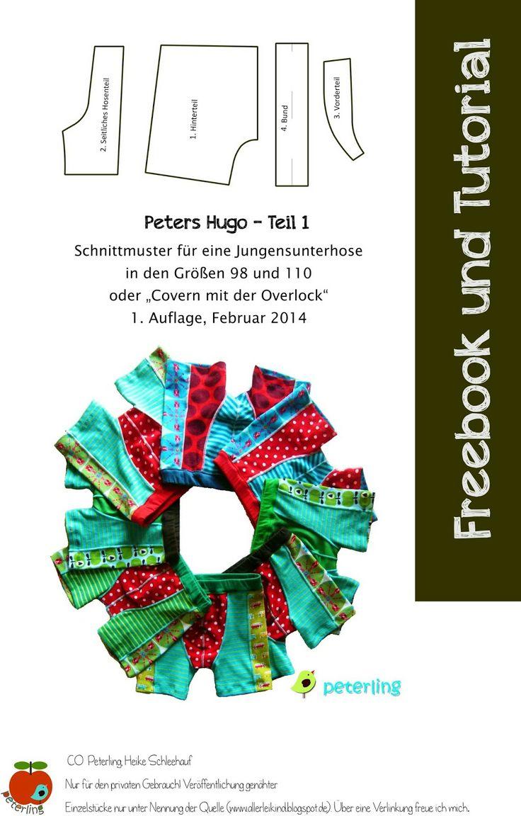 50 best Nähen für Jungs images on Pinterest | Sewing ideas, Sewing ...