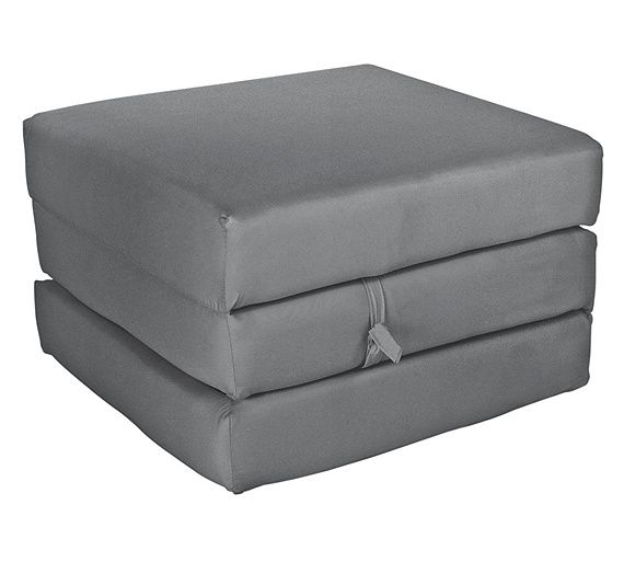 buy colourmatch single mattress cube   flint grey at argos co uk   your the 25  best sofa bed argos ideas on pinterest   sofa bed in argos      rh   pinterest   au