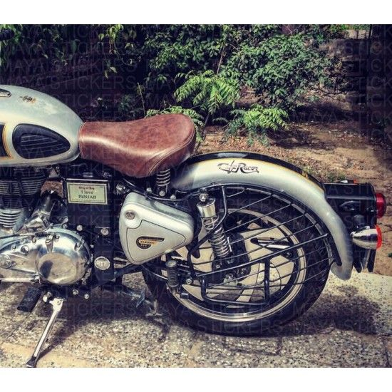 Best Motos Images On Pinterest Royal Enfield Royals And Classic - Classic motorcycle custom stickers