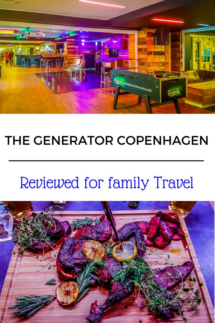 The Generator Copenhagen will forever change the way you look at a hostel