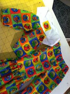Who needs Baby Gap: Funky Elmo Pj Pants