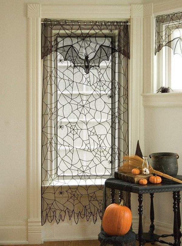1000 Images About Halloween Windows On Pinterest