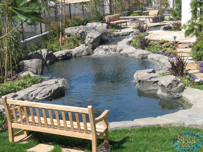 13 best Rock Swimming Pools - Artificial Rock images on Pinterest ...