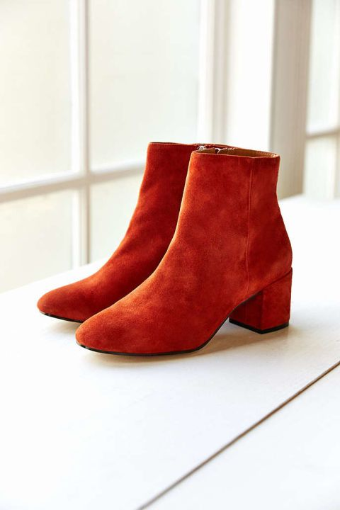 Urban Outfitters Thelma Suede Boot, $98; urbanoutfitters.com