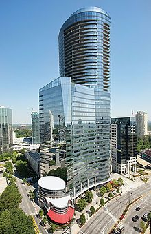 Buckhead is the uptown district of Atlanta, Georgia, comprising approximately the northern fifth of the city.