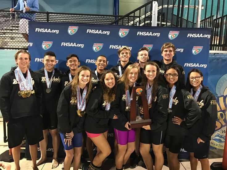Buchholz captures 4A Girls Swimming State Title. From Gainesville.com