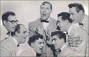 Bill Haley and the Comets1956