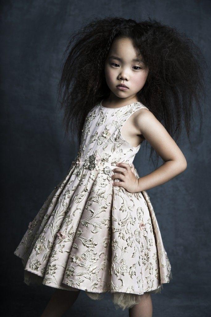 Poster Child Magazine Bts Photo Shoot Lindsay Adler Fotoshooting Kindermode Kinder Fotografie