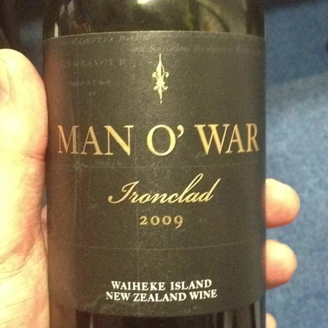 Man O' War from @lot18uk from Waiheke Island, New Zealand