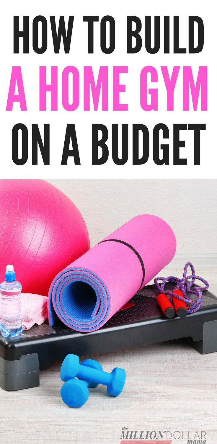 Budget Home Gym | Home Gym Exercise Equipment | Home Gym Equipment to Get