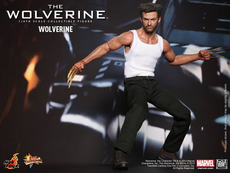 Hot Toys The Wolverine