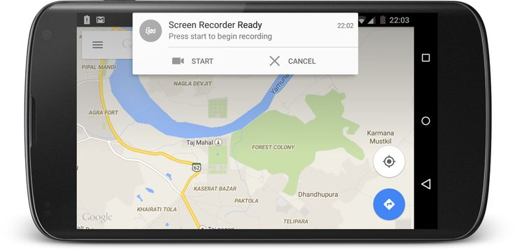 The Best Screen Recorder for Android 5