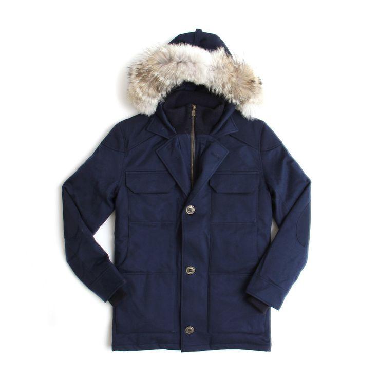Canada Goose jackets replica discounts - Canada Goose, Branta Merano Coat (Navy) | Streetwear and High ...