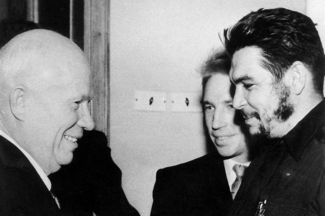 Diario En Directo: 50 años de la muerte de Ernesto Guevara: qué son l...