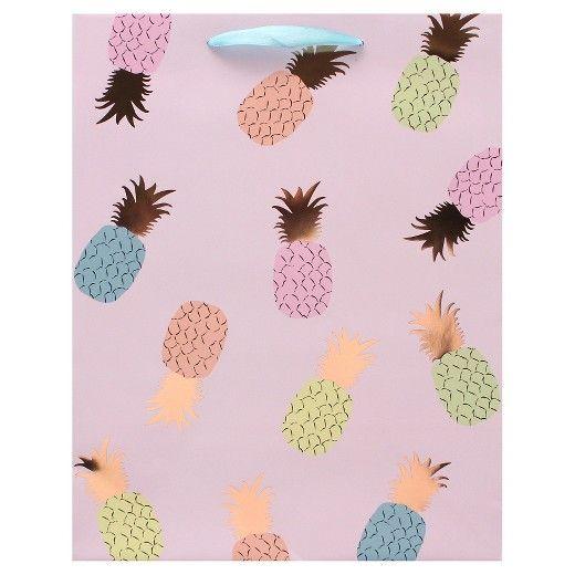 Pineapple Large Gift Bag Spritz™ : Target