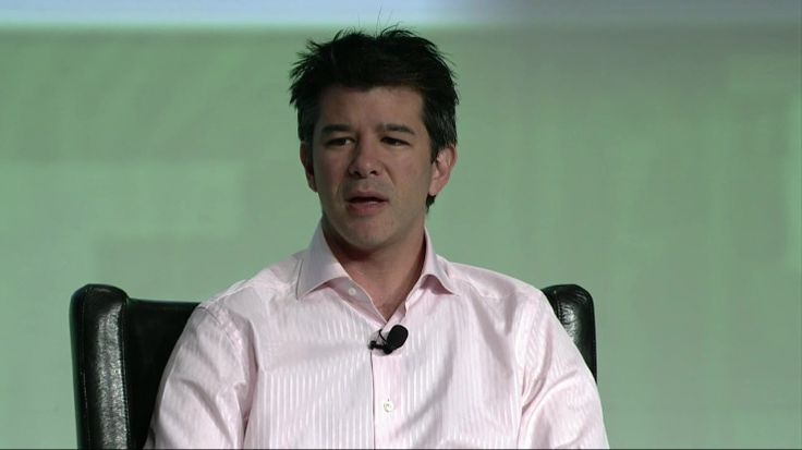 A newly published video clip of Uber CEO Travis Kalanick may offer the world's first glimpse into his thinking about businesses that compete with his ride-sharing juggernaut. The clip — filmed earlier this month while Kalanick was using Uber's Black car service and provided to...