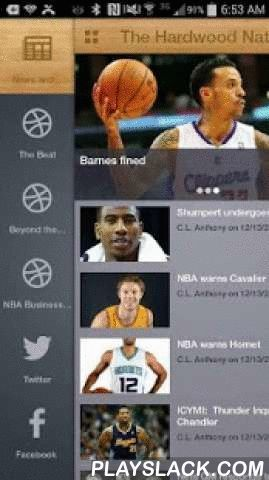 The Hardwood Nation: NBA News  Android App - playslack.com , The Hardwood Nation is home to over 20 dedicated writers and over 300 original editorials. We welcome NBA fans from all around the world to visit and share your thoughts with us. Interact with writers via Twitter and Facebook and you can also email the Editor in Chief directly from the app. The fans is why we do this.Features:• Latest NBA News/Rumors• Hundreds of original articles • NBA Scoreboard• Easy Navigation with the content…