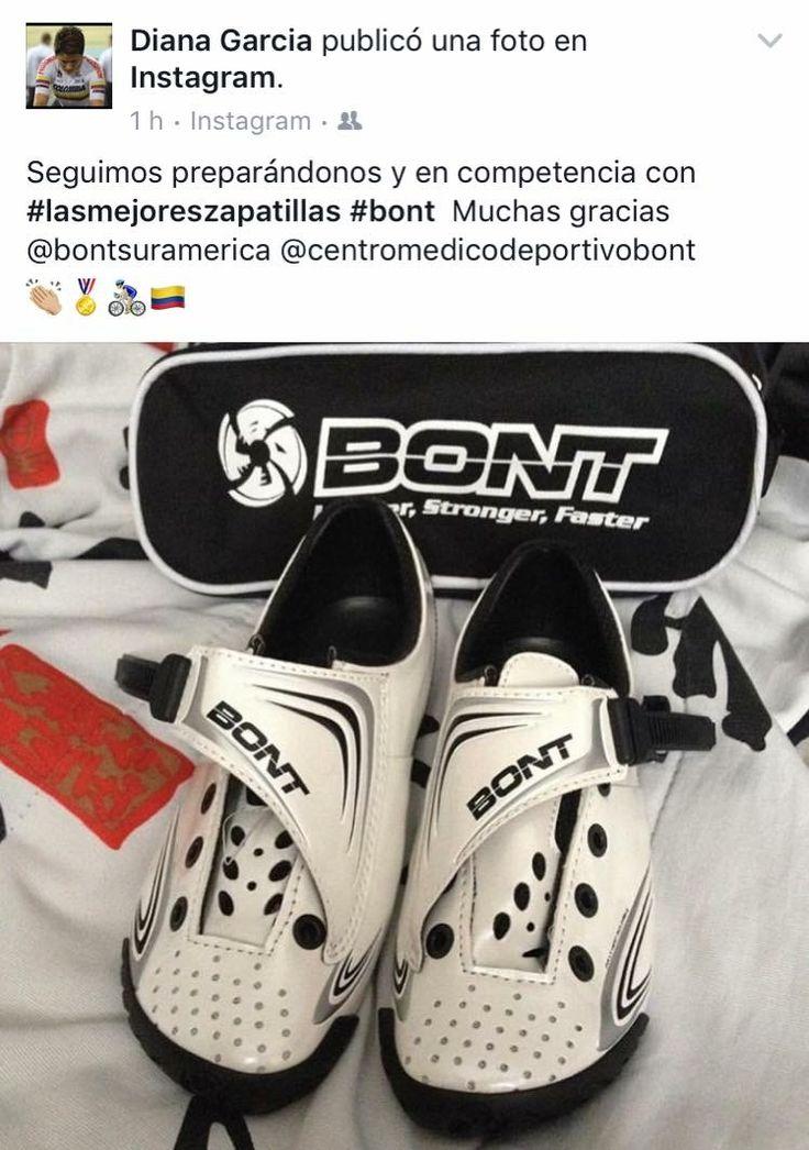 #CiclismoPista | #Bont | #VayporTrack Éxitos Diana!! 💪🏽💪🏽