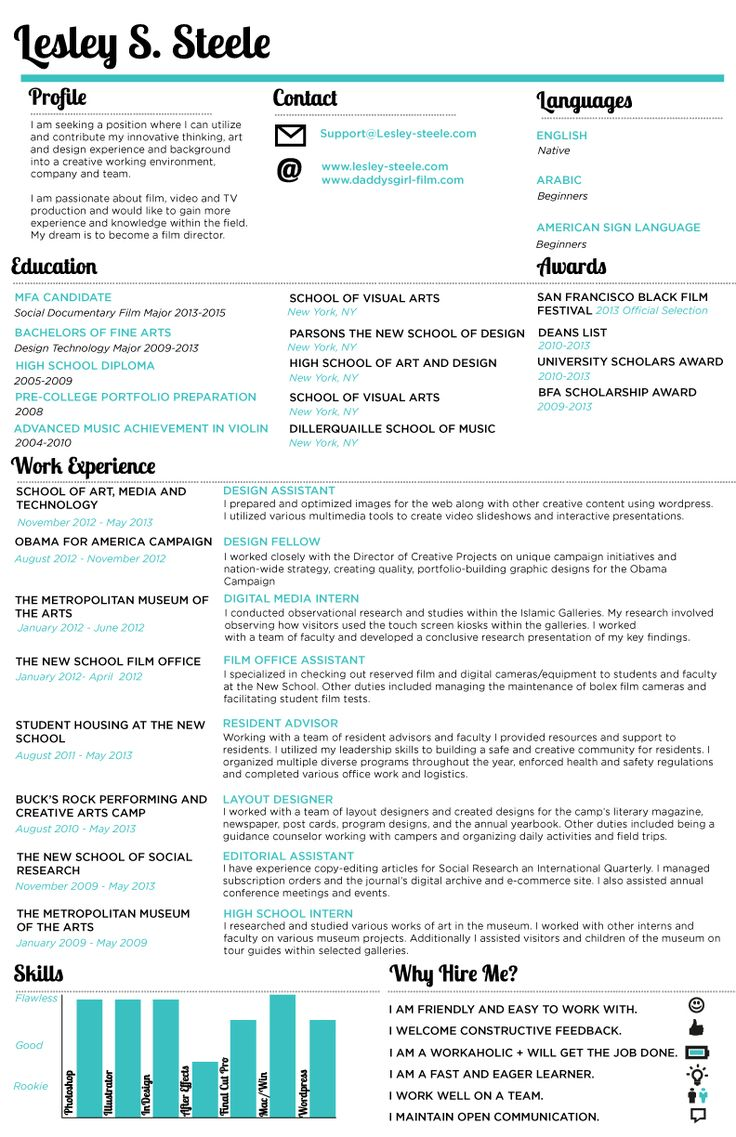 my resume looking for a videofilmdesign opportunity