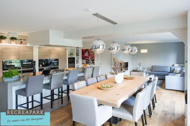 Culinaire bungalow Hof van Saksen. #Recreapark