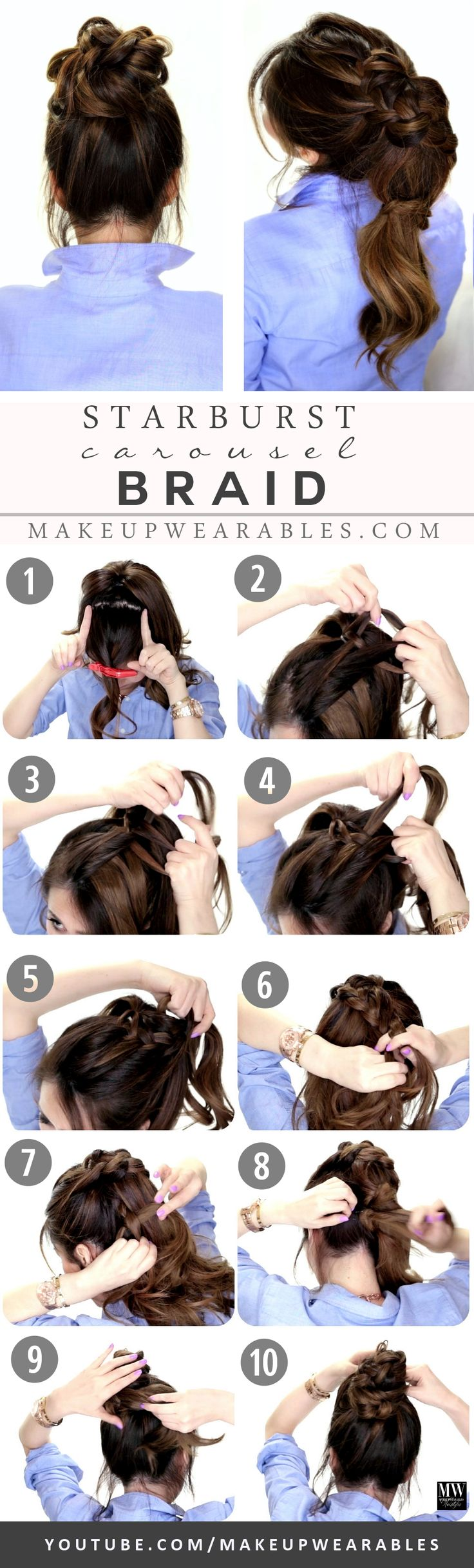26 best Hair styles images on Pinterest | Hairstyles, Braids and ...