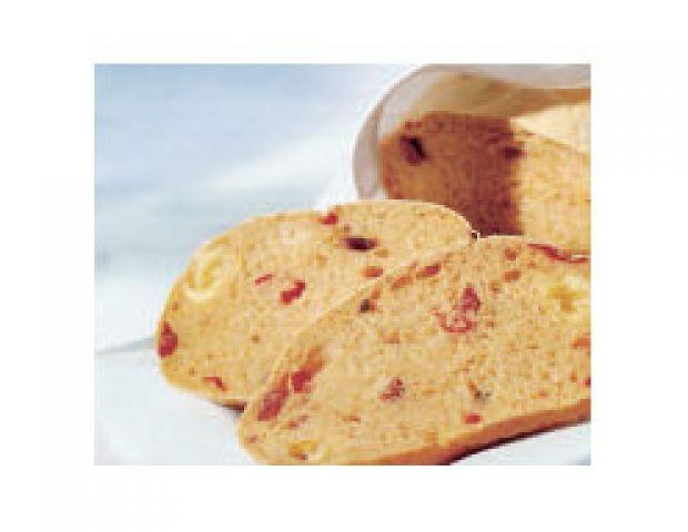 Pikantes PartyPizza Brot - Rezept - ichkoche.at