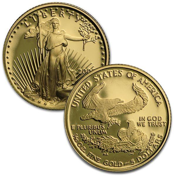 1 10 Oz Gold American Eagle Proof Coins For Sale Money Metals In 2020 Gold Eagle Coins Gold Coin Price Gold American Eagle