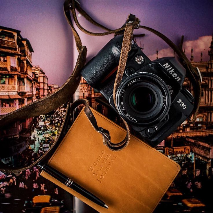 Dreaming of exotic travels and far away places today! Gorgeous Nikon F100 and Steve McCurry India book to keep us company.